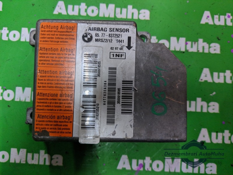Calculator airbag  13703819 BMW 65778372521